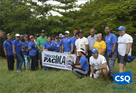 Reforestation in Santo Domingo